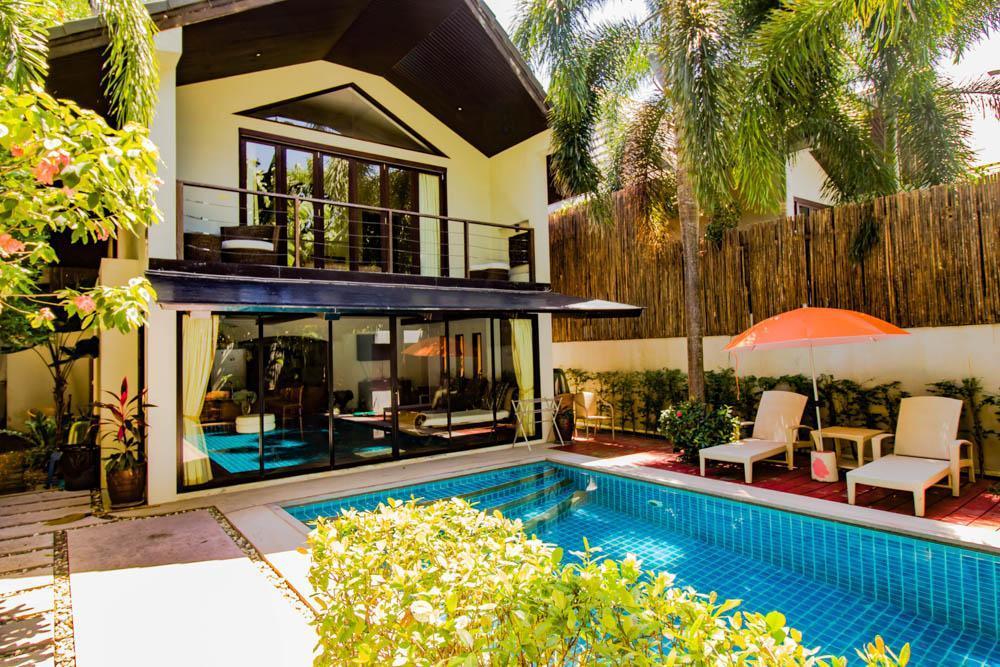 3 Bedroom Pool Villa Near Idyllic Beach