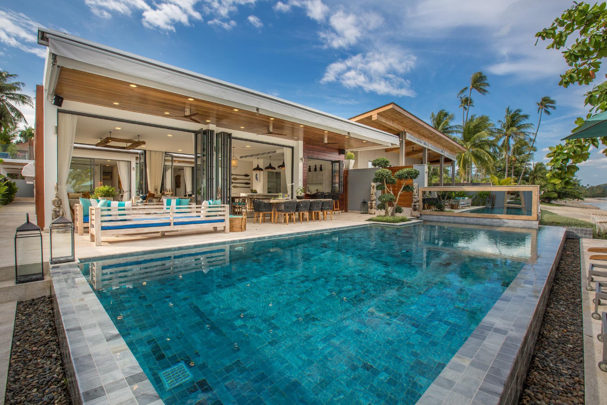 Suma Beachfront 7Bed W.pool And Chef