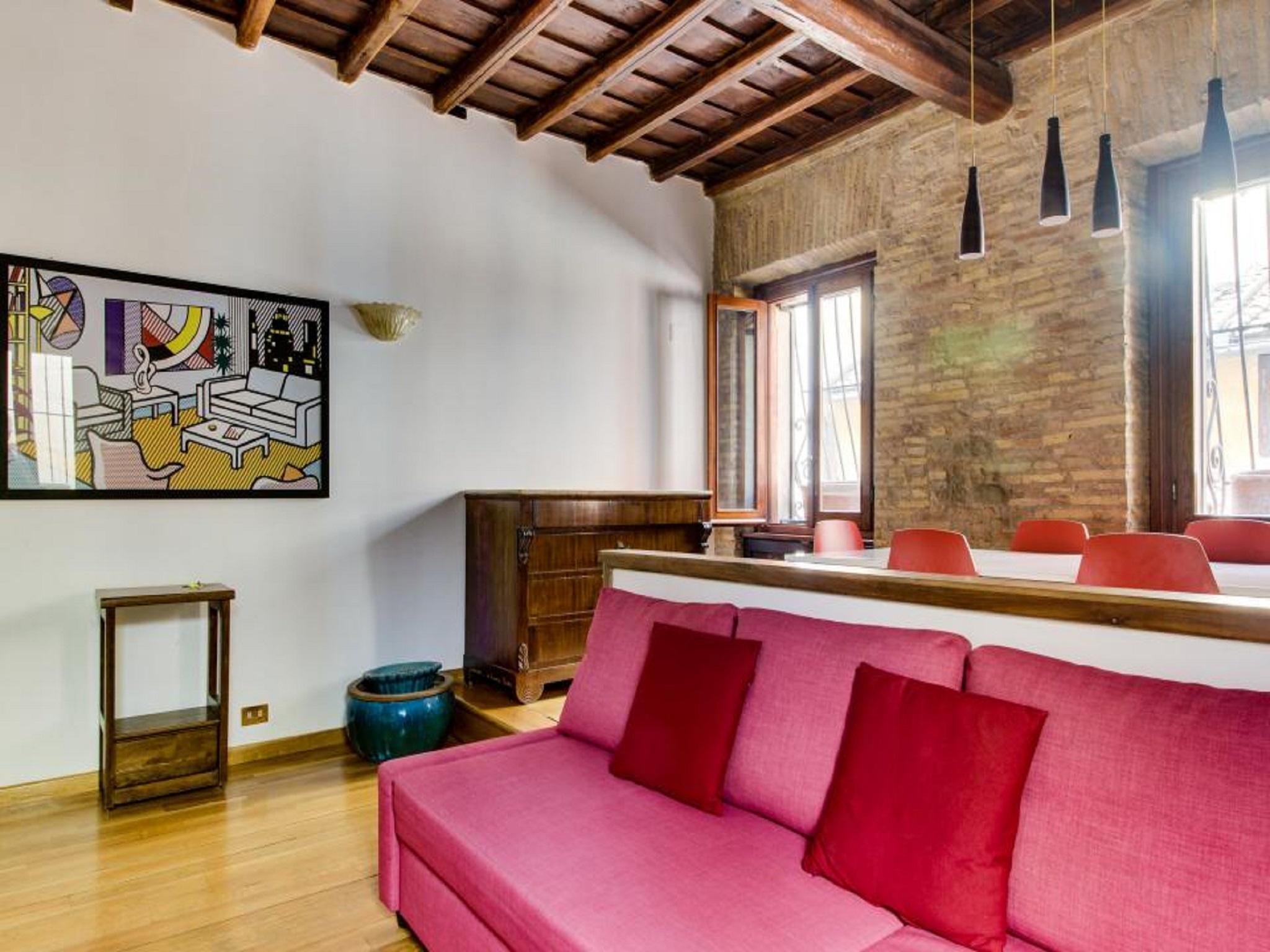 Roman Pantheum Apartment S&AR