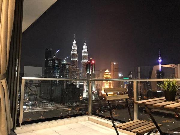 KLCC View - Setia Sky Residence - Luxury apartment Kuala Lumpur