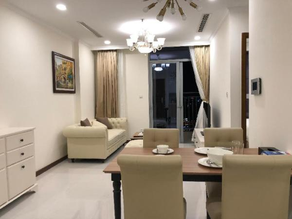 Modern & Spacious 1BR APT@Central - Great View Ho Chi Minh City
