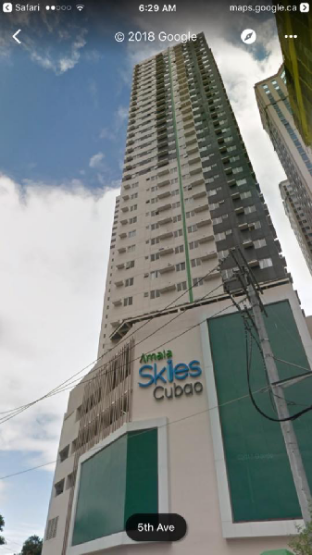 picture 5 of Araneta Center One Bedroom Condo at Amaia Skies T1