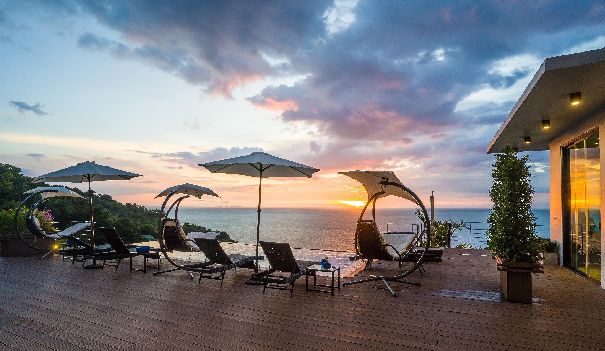 The Dreaming View Villa   Haad Yao   Koh Phangan