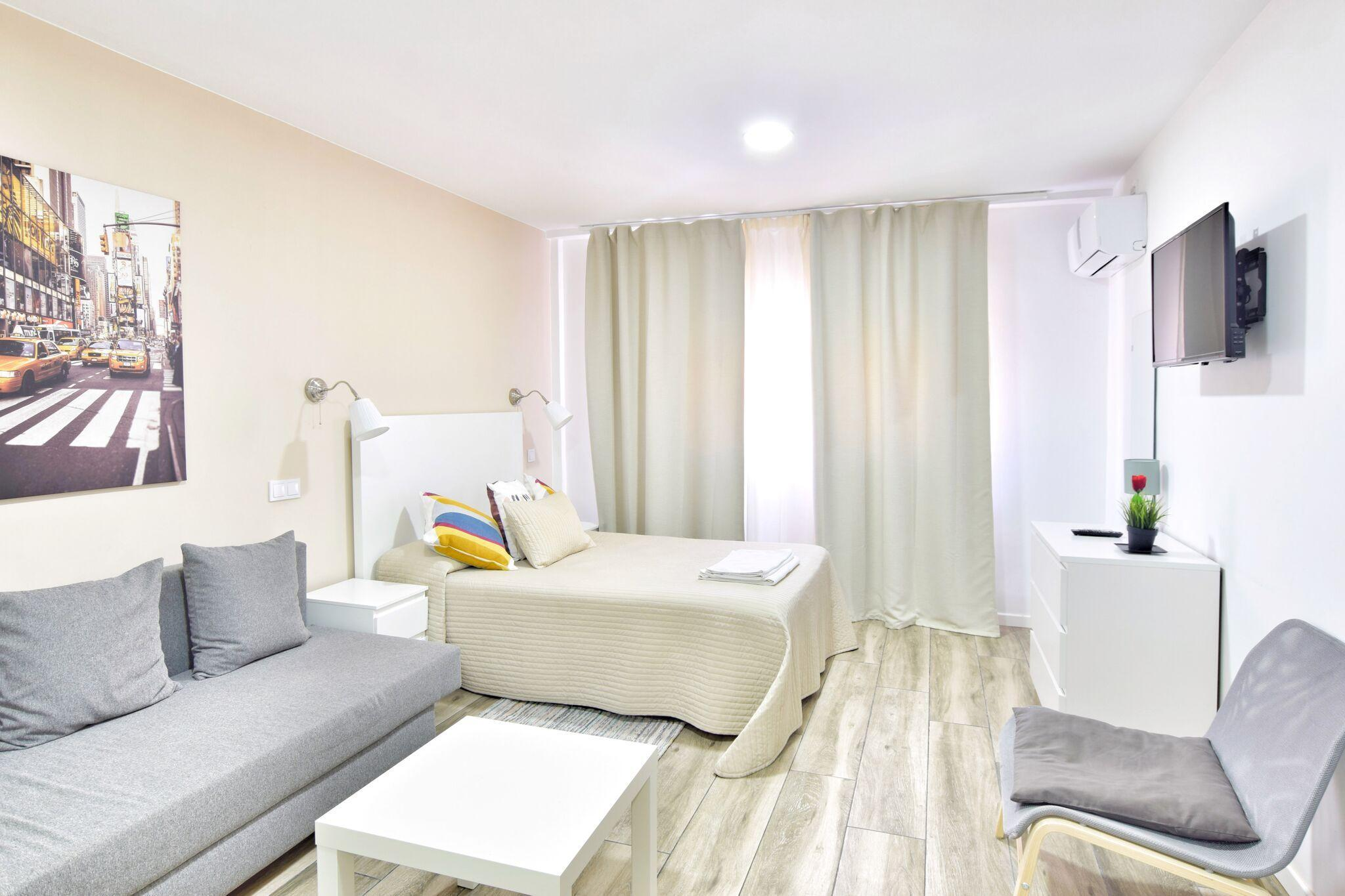 Apartments In The Center Of Madrid