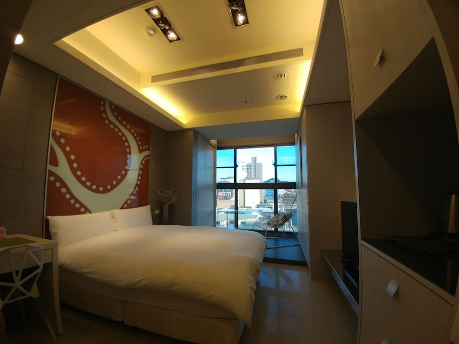 Oxygen Taipei NTU Gongguan Service Apartment