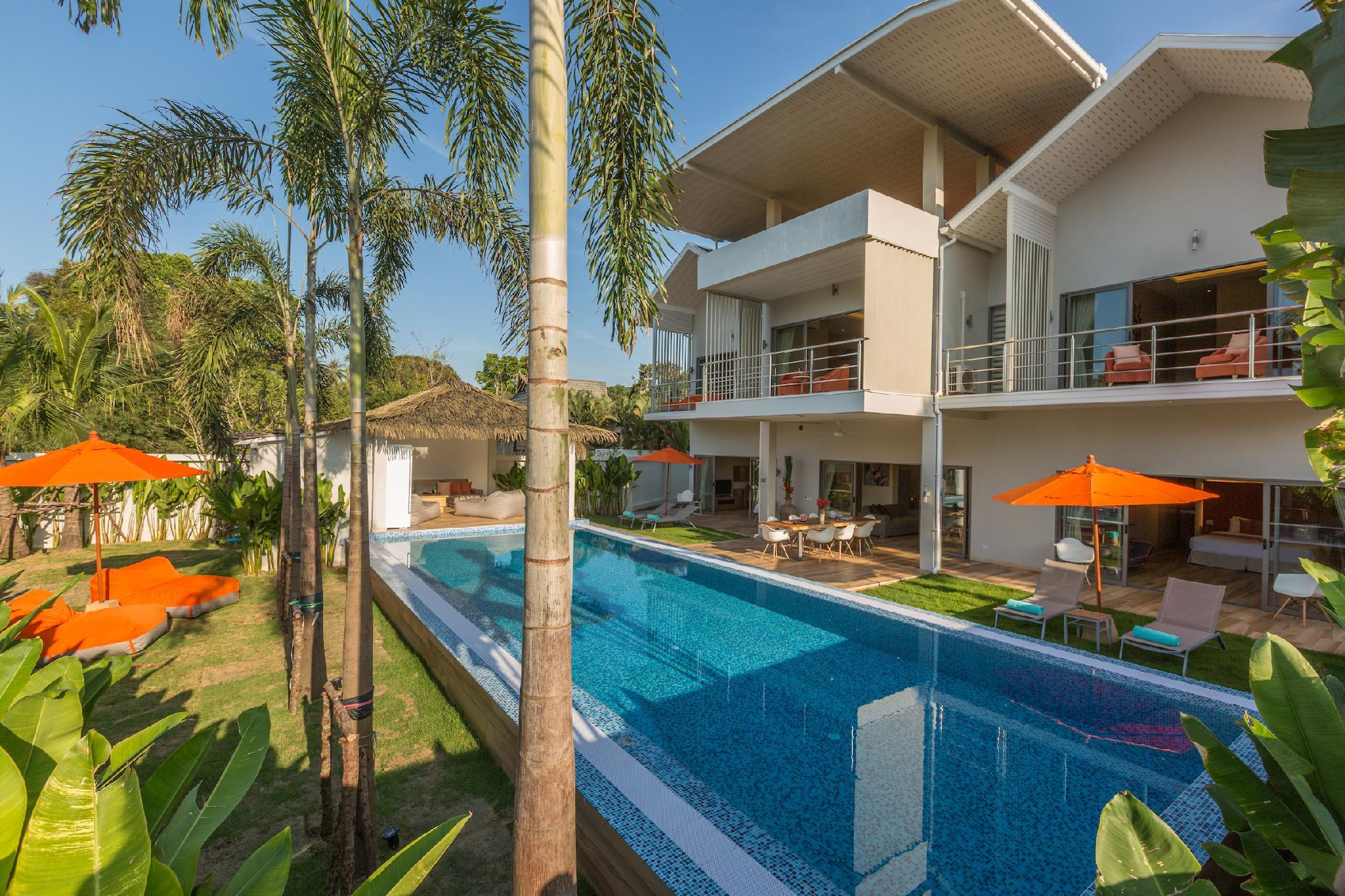 Villa Bacardi With Hotel Service  Breakfast Incl