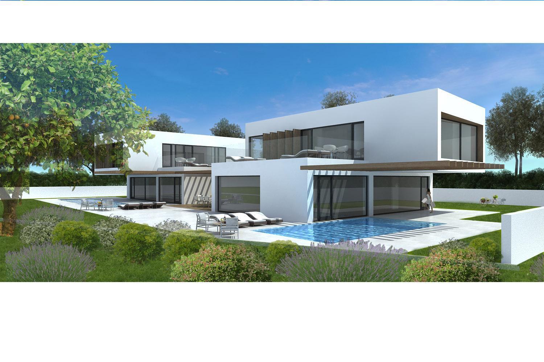 Luxury Villa With Outdoor Pool