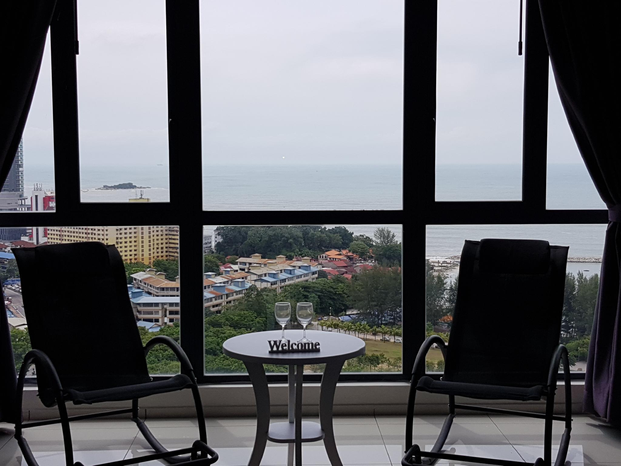 Jazz Suite Seaview Apartment@Penang