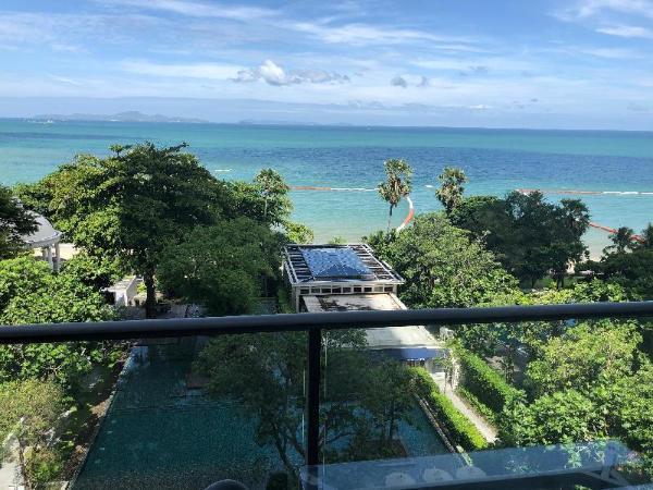 Panoramic sea view Studio Pattaya