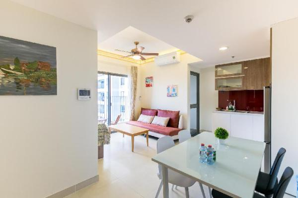 2BR Condo w Amazing City View *Chez Minh* Ho Chi Minh City