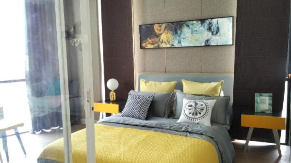 UIhome new one bedroom one apartment 703 Pattaya