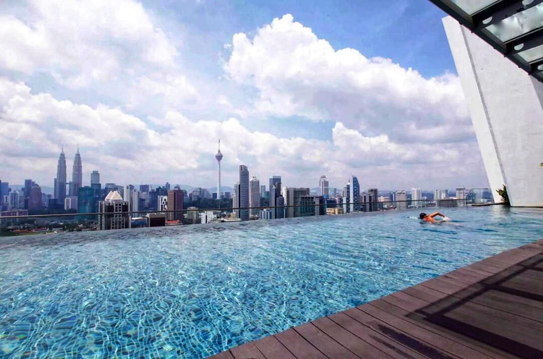 Regalia Suites/KLCC Infinity Pool/Comfort Studio