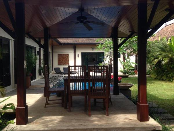 3BR Pool Villa at Laguna Layan Two Villas Oriental Phuket