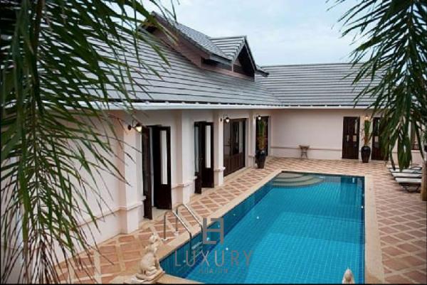 4 Bedroom Private Bali Style Villa HH1 Hua Hin