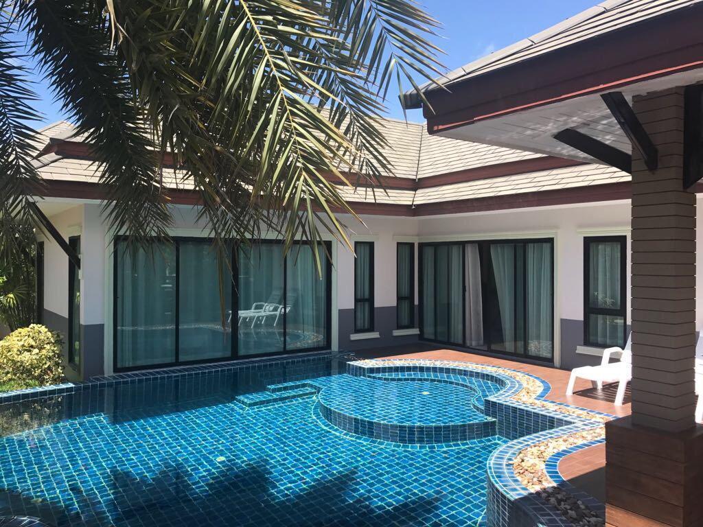Villa By Baan Dusit Pattaya Lake