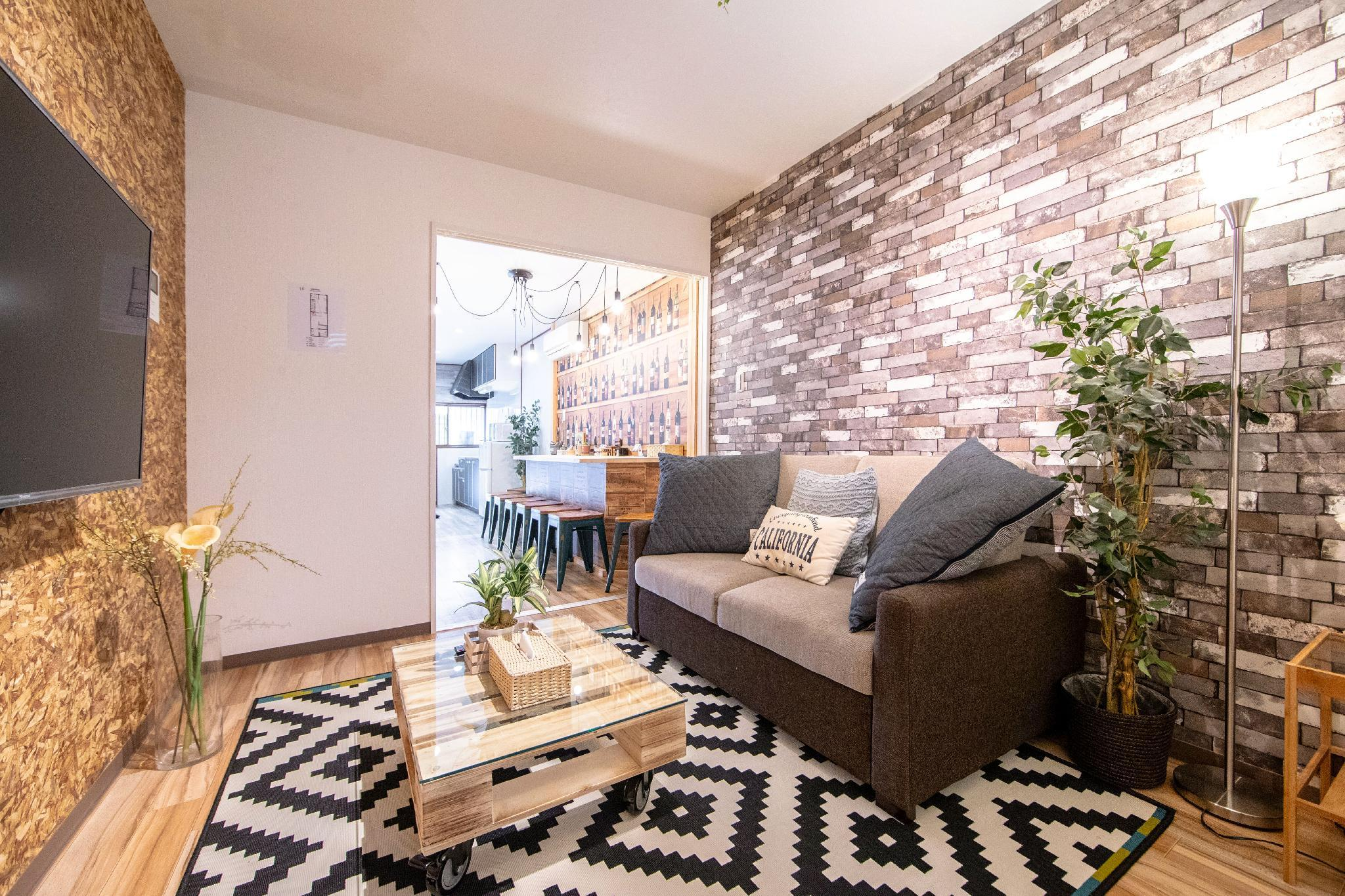 Deluxe House Nanba 10min  MAX10ppl