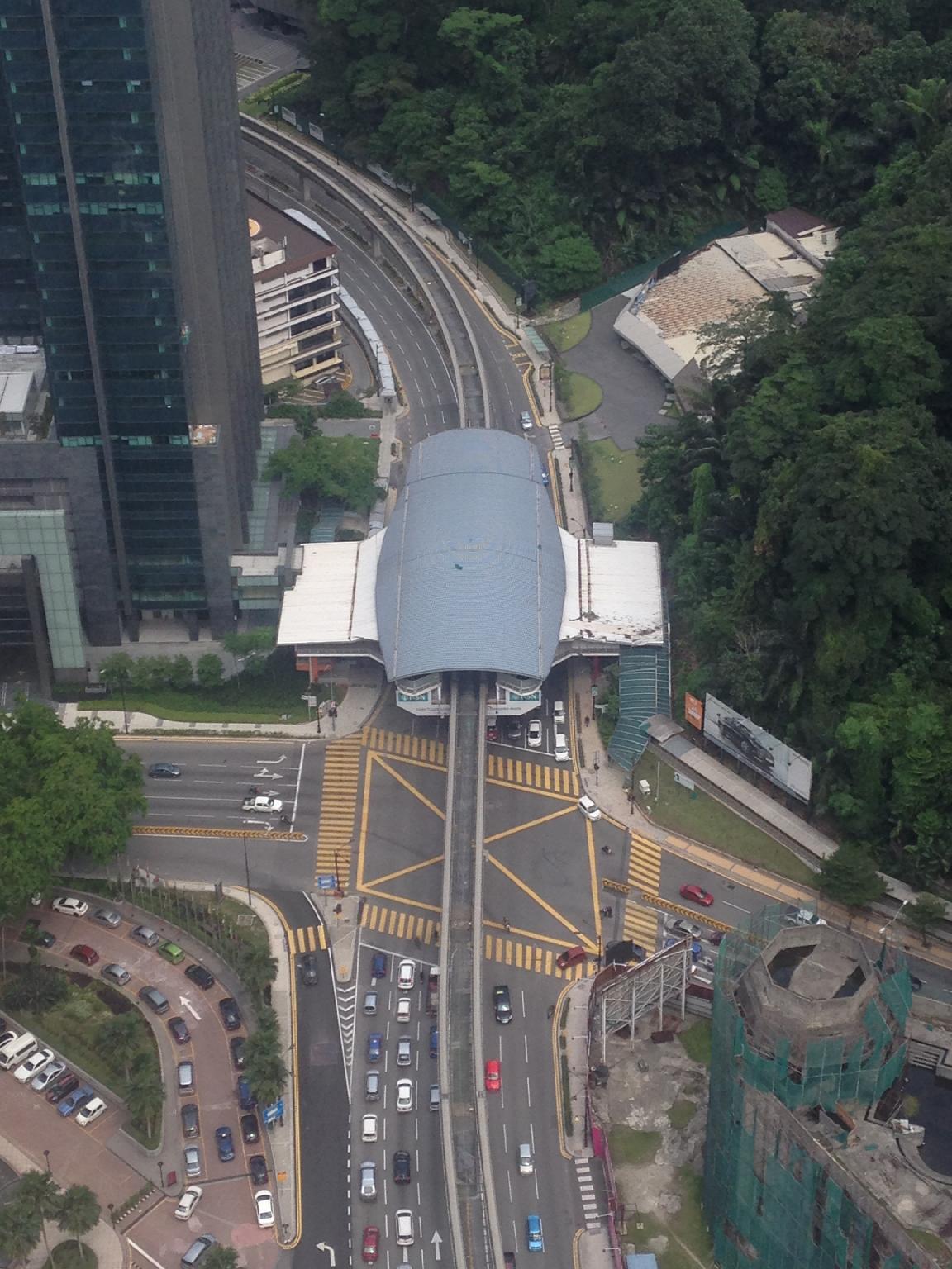 Mercu Summer Suites @ KL Petronas Tower