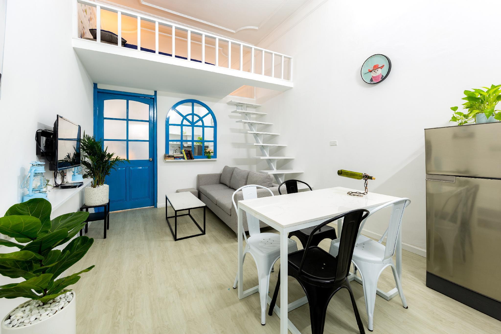 Entire Central Hanoi Apartment 1' To Train Station