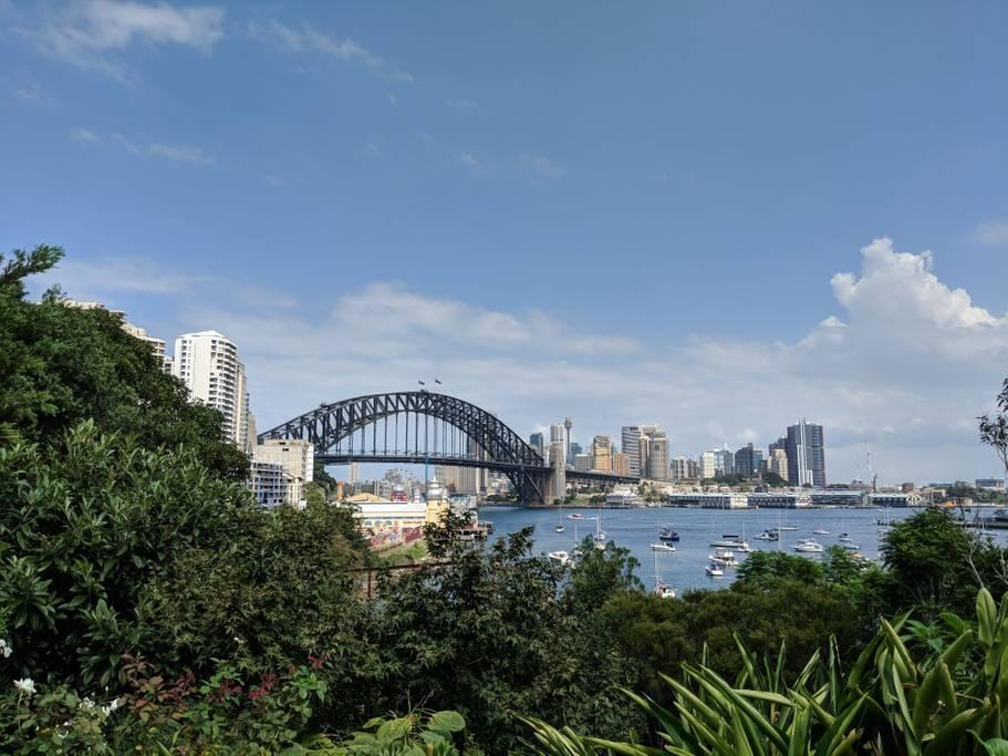 Modern Apartment Close To Milsons Point Station