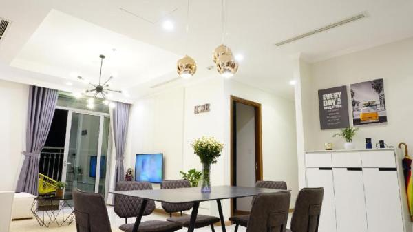 Vinhomes Apartment luxury ( 3 Bedrooms ) Ho Chi Minh City
