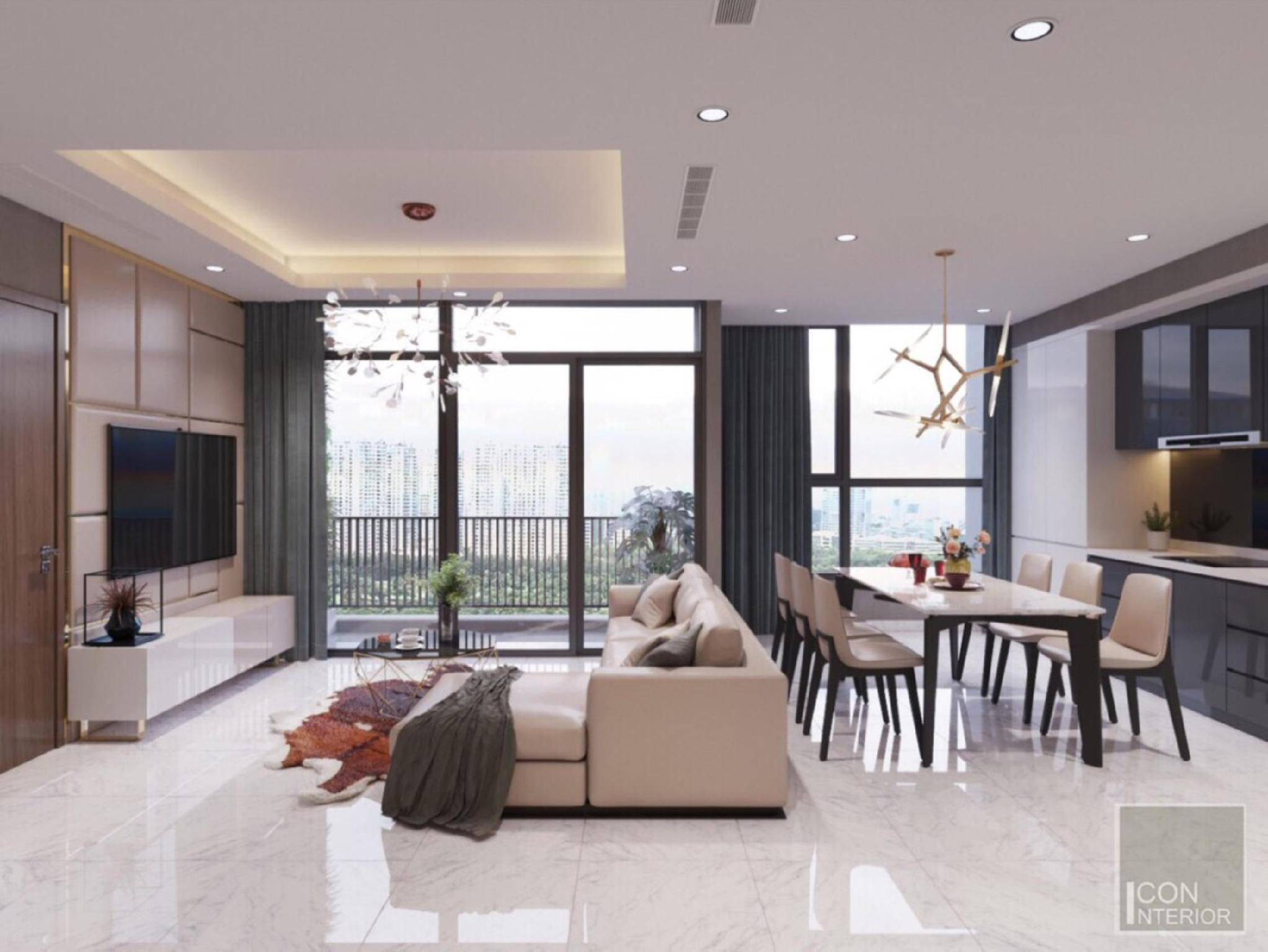 VINHOMES LUXURIOUS STYLE HOME 2 BE