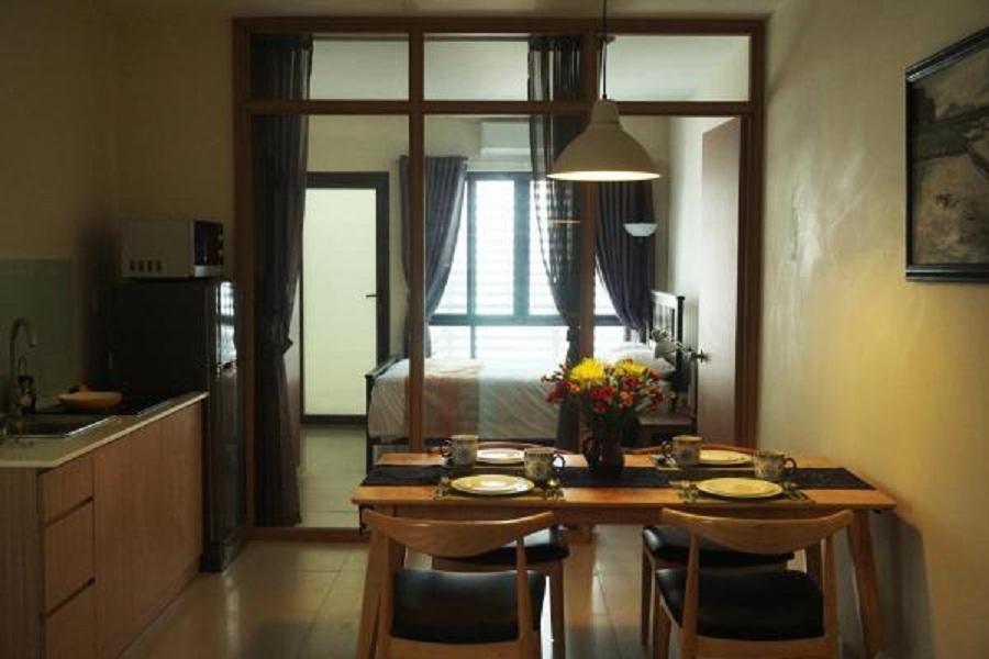 Aspire Saigon 1   One Bed Room City View