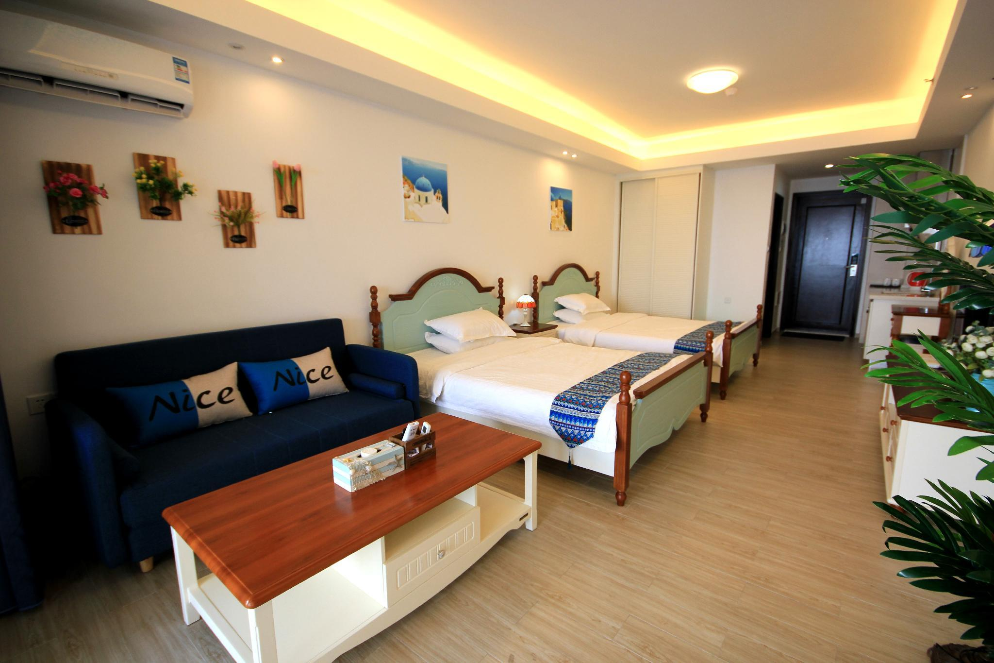 Discount Hailing Island Seascape Double Room + Sofa Bed