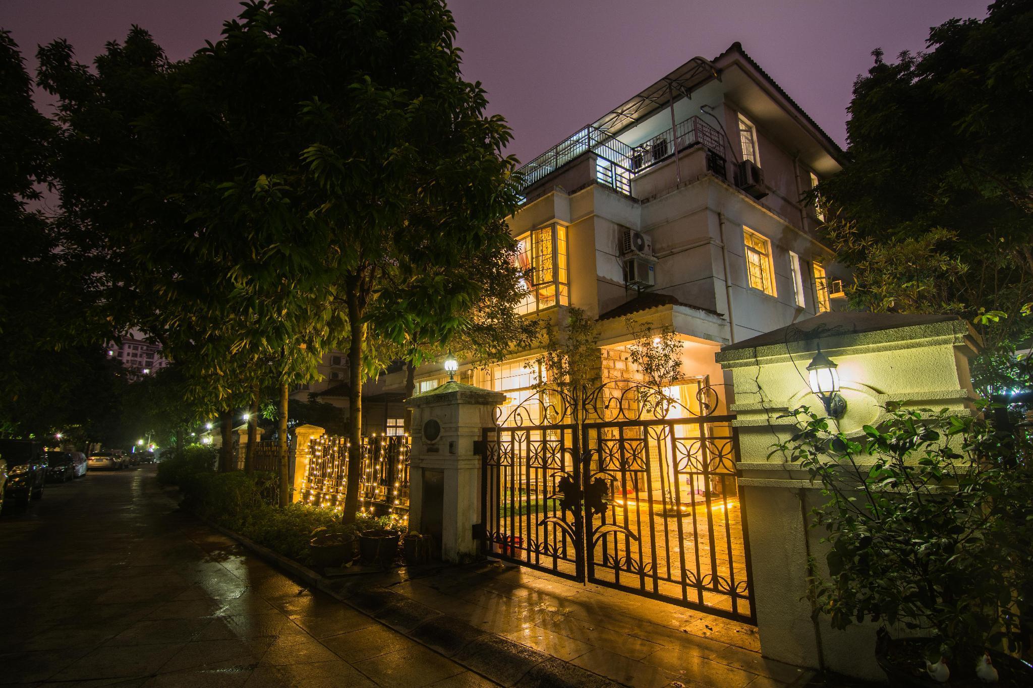 Guangzhou Changlong Holiday Villa