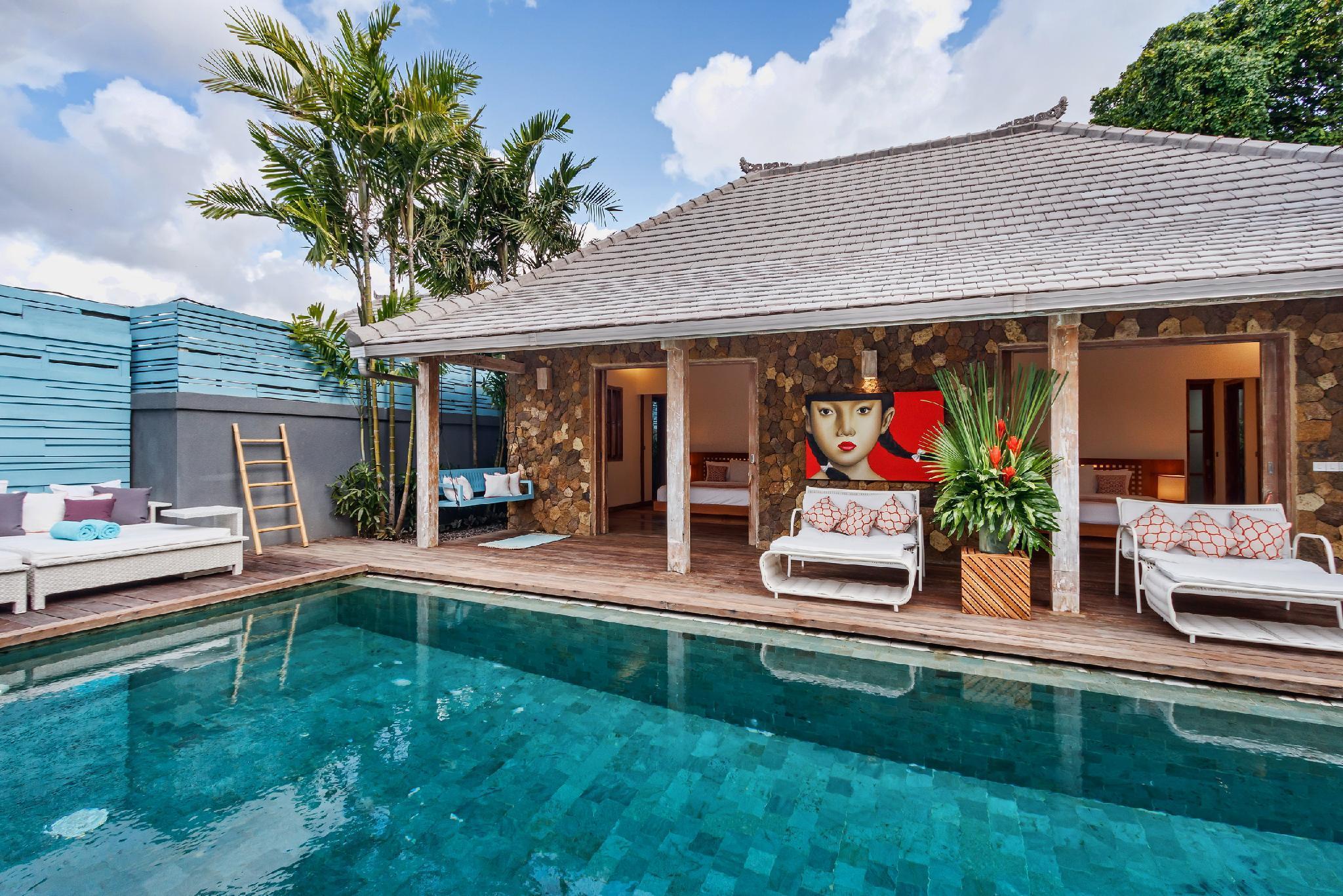 Sleek Modern 3Beds Designer Villa Bali