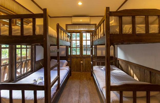 Dormitory Lodge @West Bali National Park
