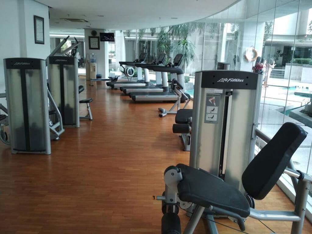 103 Spacious Studio One Bedroom Bukit Bintang