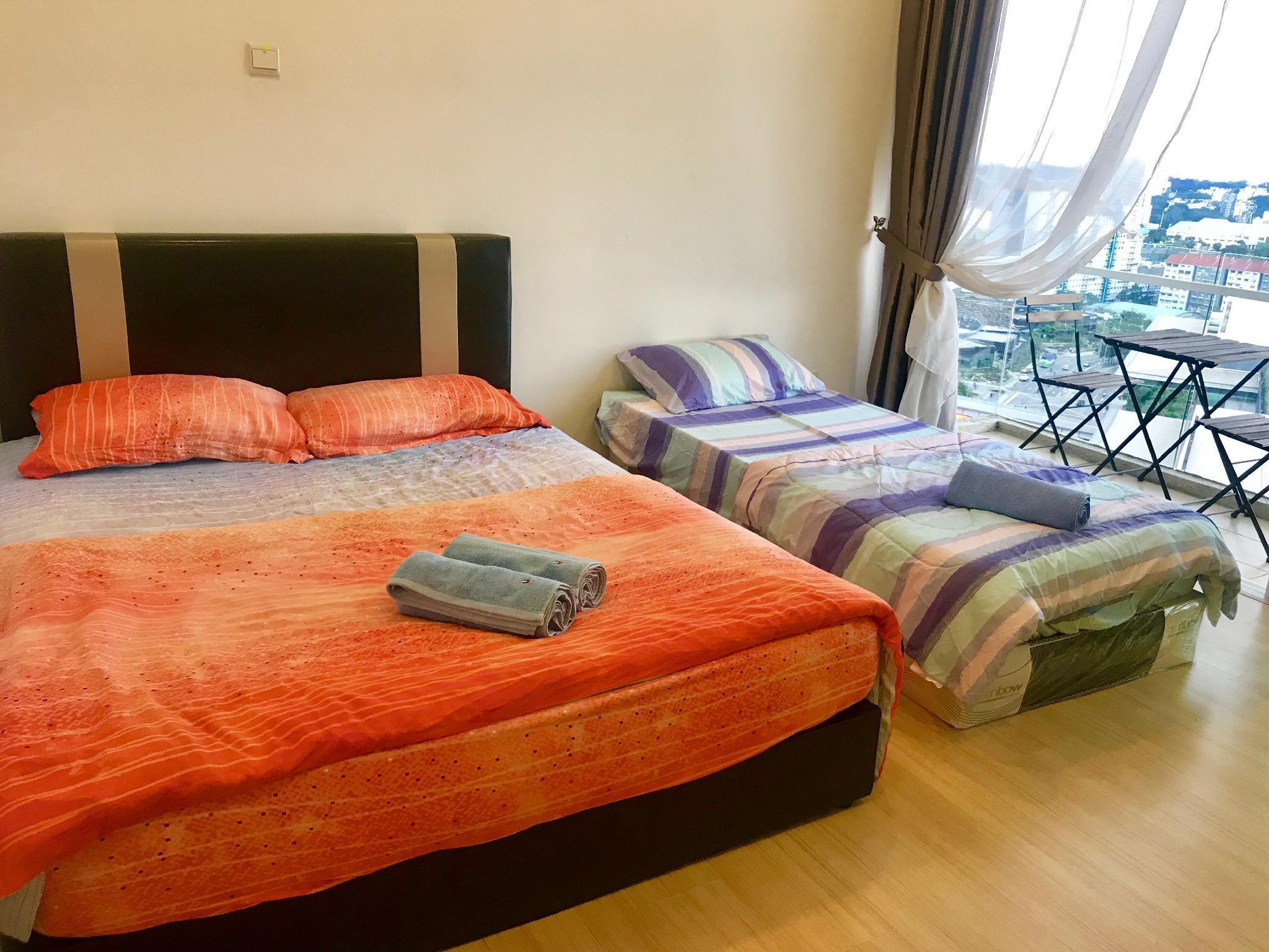 Camellia Serviced Suites Luxury Studio  Capri