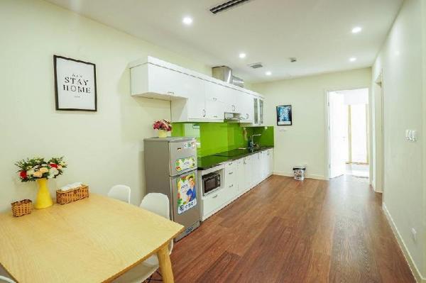 2#Luxury Apartment 2BR - Korean building Hanoi