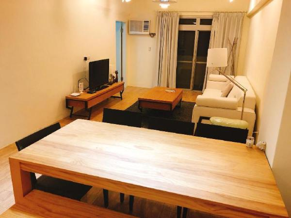 Cozy apartment(3 bedrooms) of Roosevelt road Taipei