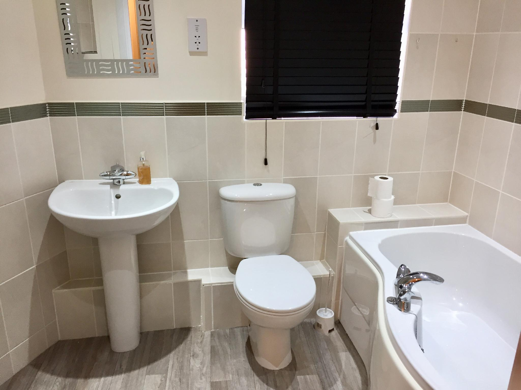 Review Modern 2 Bed Apartment in Southampton