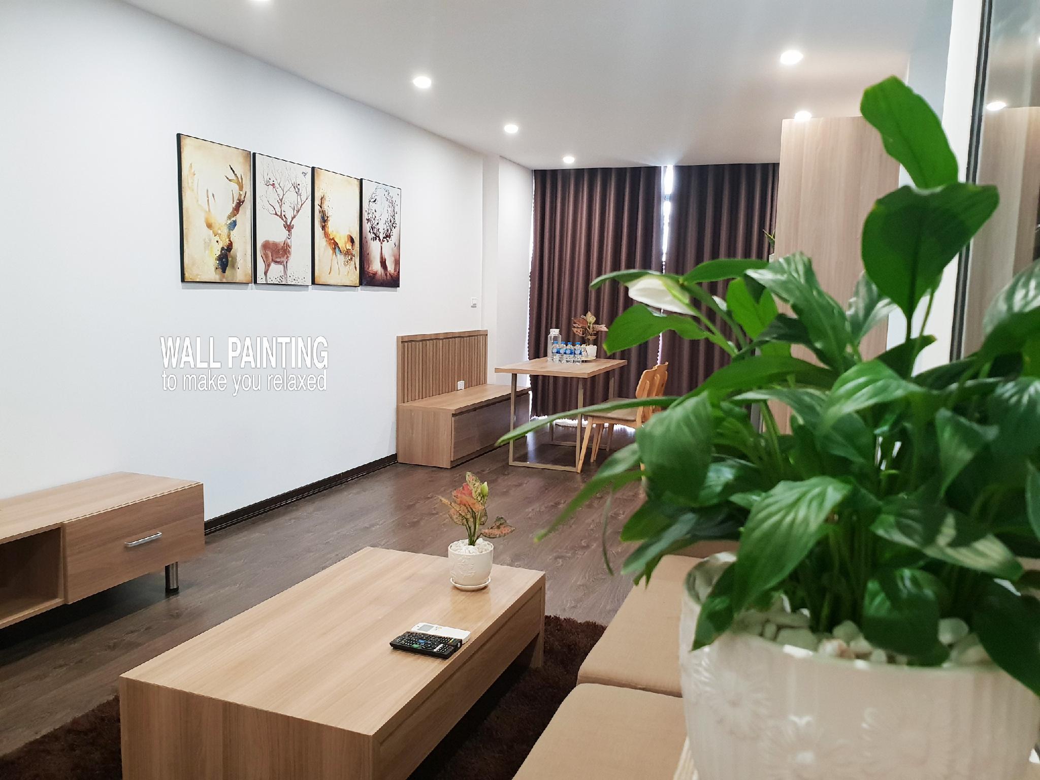 Muong Thanh VIP Apartment 36