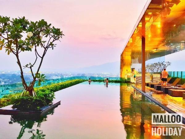 2 ROOMS - 96 sqm- 6 BEDS -WIFI 50/20-POOL-NETFLIX Chiang Mai