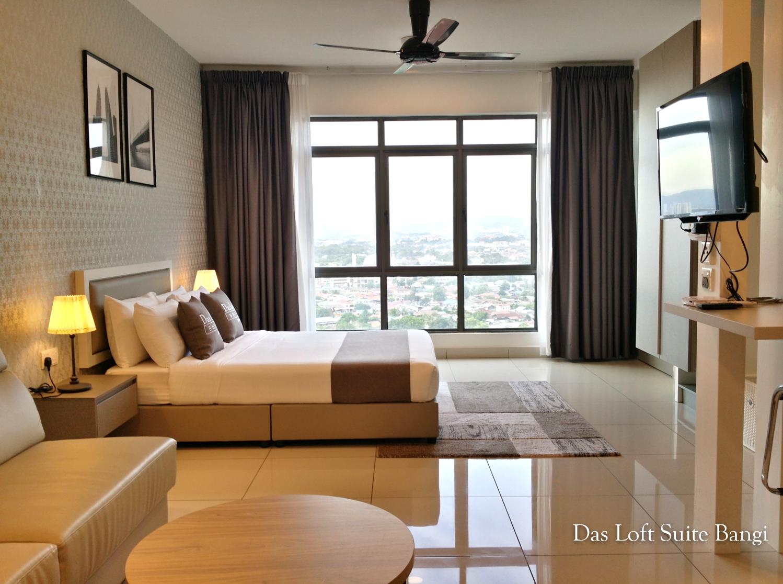 Das Loft Suite Bangi @Evo Suites Bandar Baru Bangi