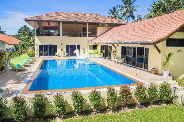 VILLA BY EMILY  Spacious Garden Pool Villa  Koh Samui