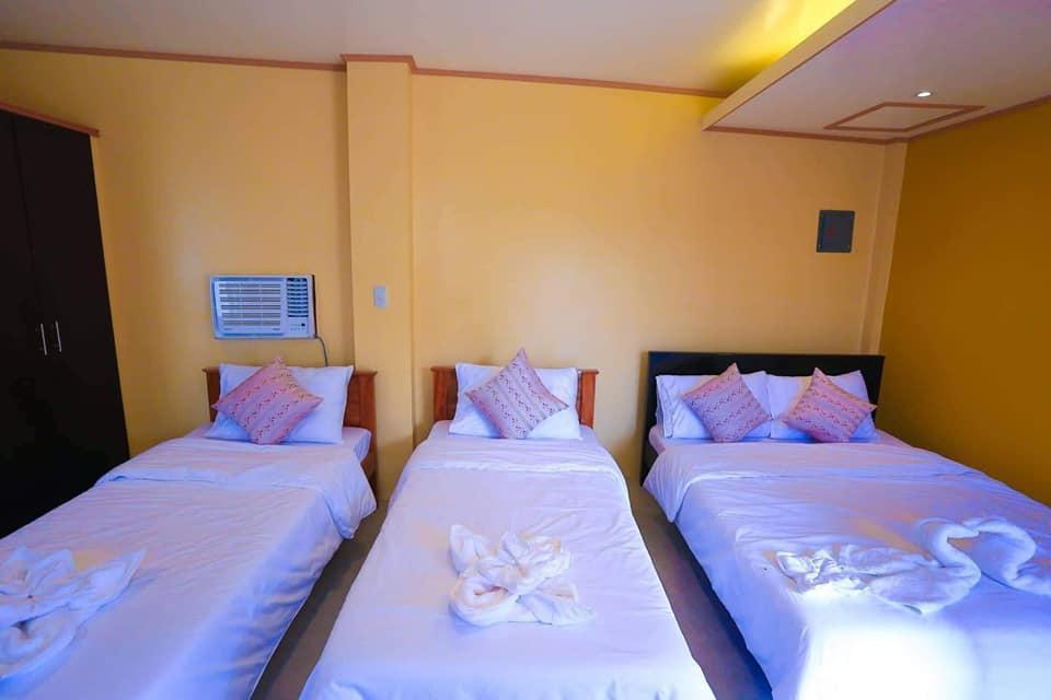 ICHEHAN Lodge   QUAD Room