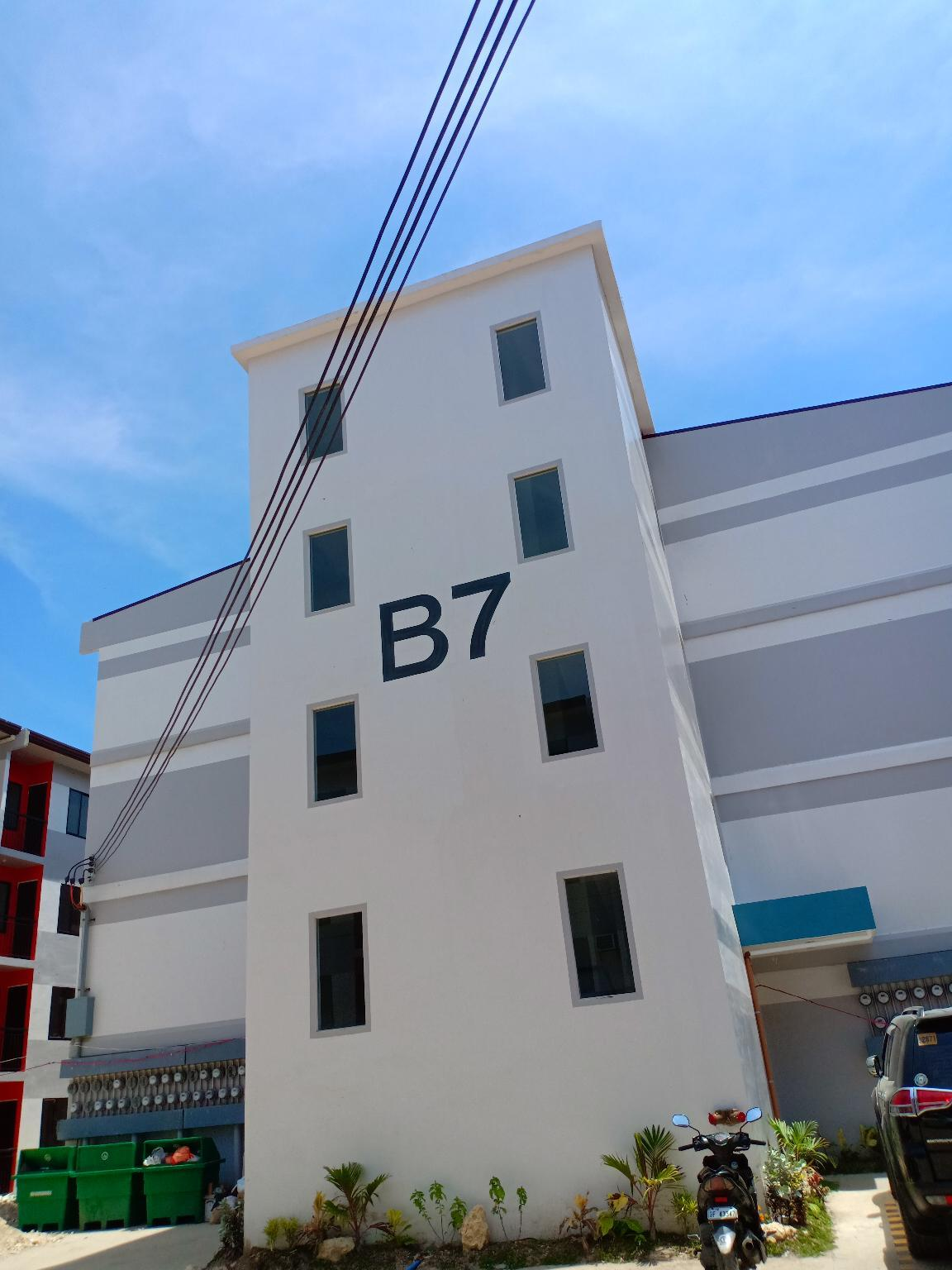 Studio Unit At Hernan Cortes Street