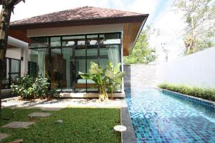 Cube1 Villa - Massayid Rd. Rawai, AKA Muay Thai - Phuket
