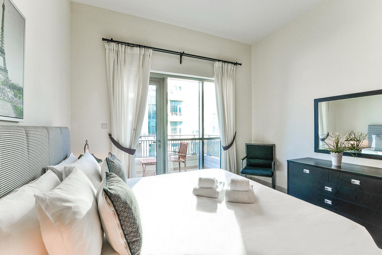 Metropolis {Ease By Emaar} One Bedroom Apartment