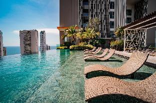 [ウォンガマットビーチ]アパートメント(35m2)| 1ベッドルーム/1バスルーム 1 bedroom with Sea View@Riviera By Pattaya Holiday