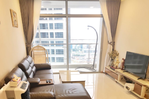 Cozy 19th floor 2BR Apt# in Vinhomes Central Park Ho Chi Minh City
