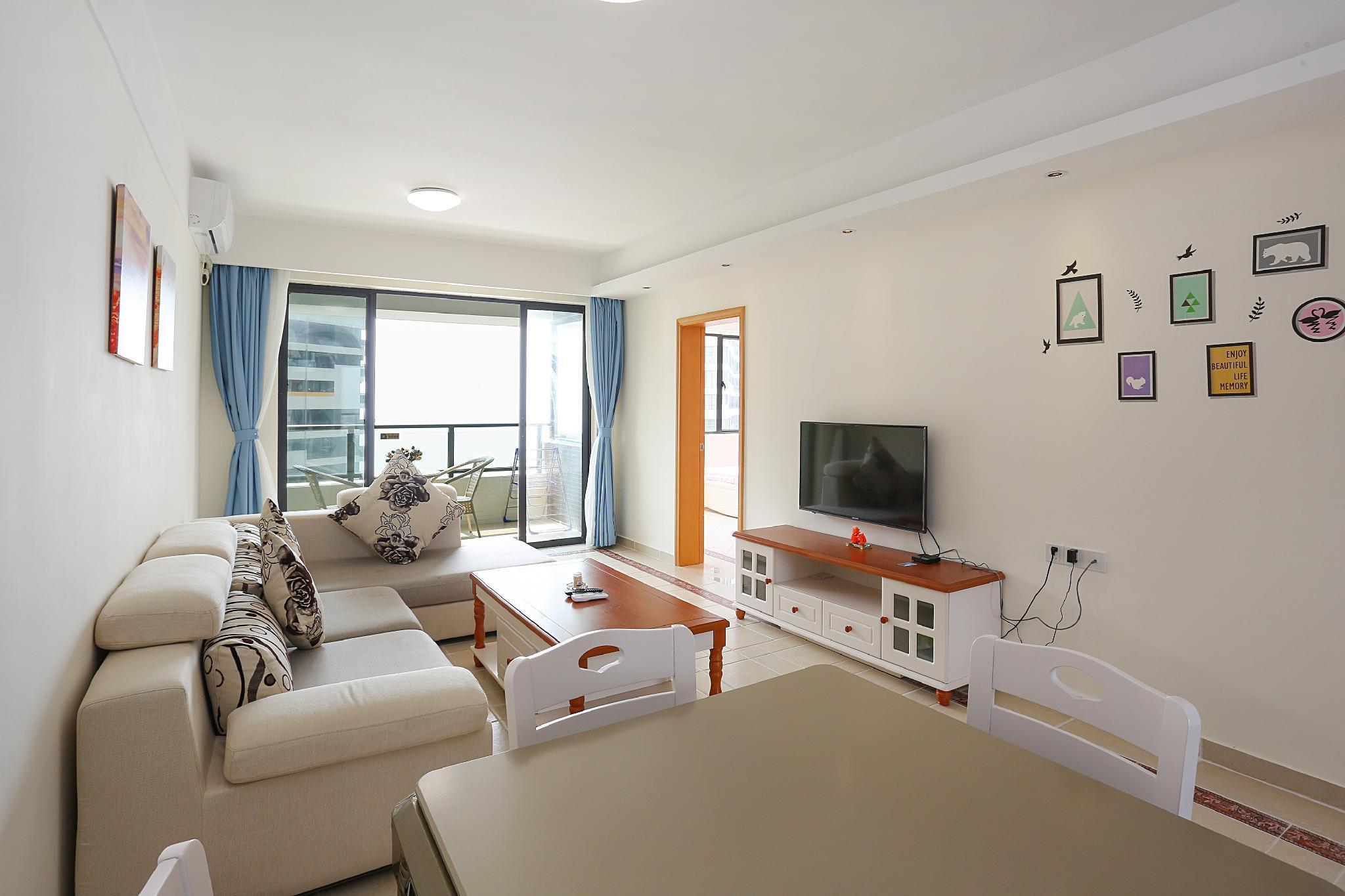 An apartment beside beach in Paopao sea of Huizhou Reviews