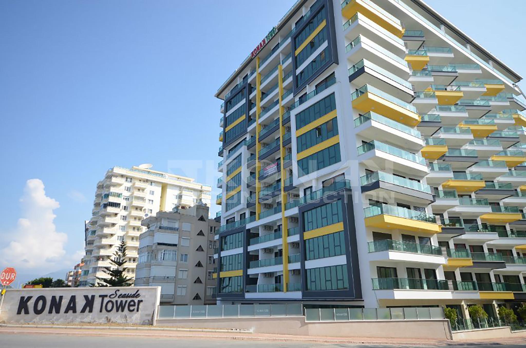 Konak Seaside Tower 2+1 Luxury Apartments
