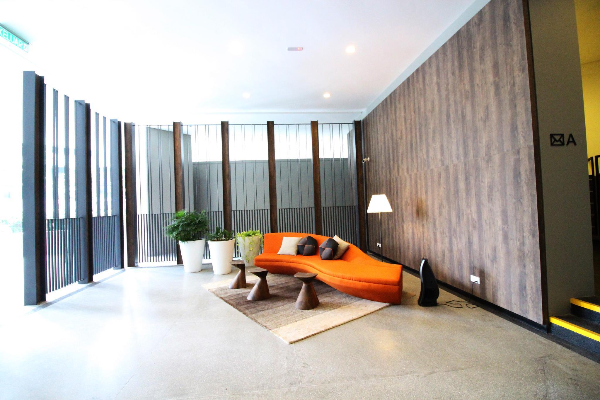 SYLVIA @ The Mews KLCC Executive Premium Suite