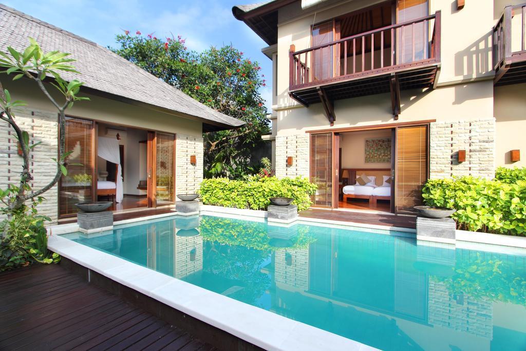 3BDR Balinese Style Villa Close Beach In Seminyak