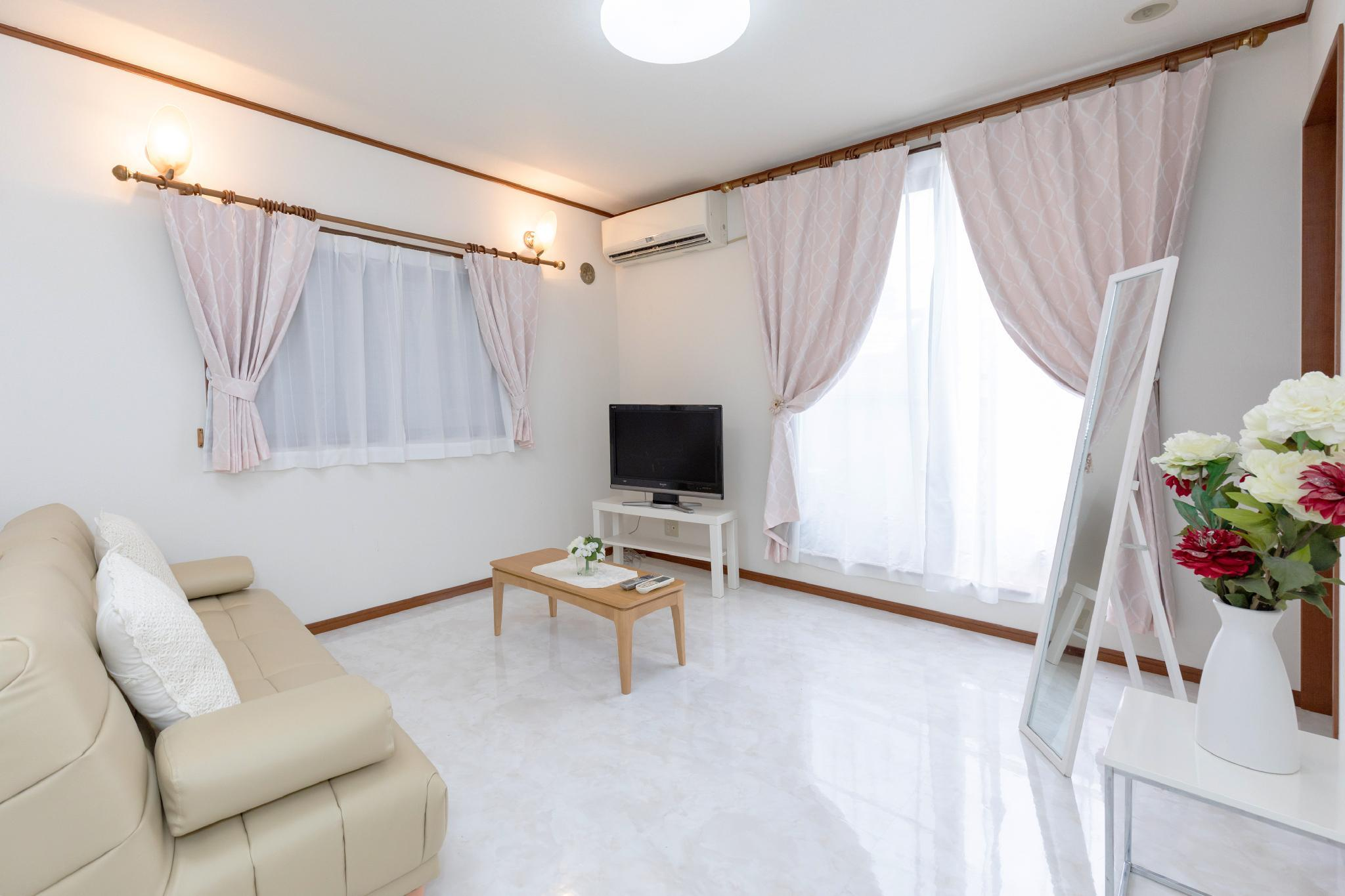 4 Bed Room And 7 Min To Shinimamiya STN Large House
